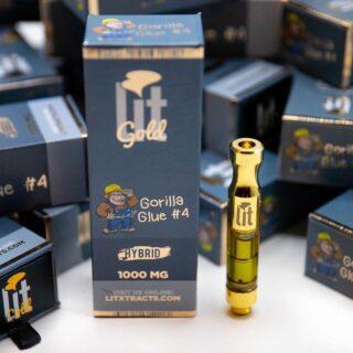 Litxtracts vape cartridge online UK