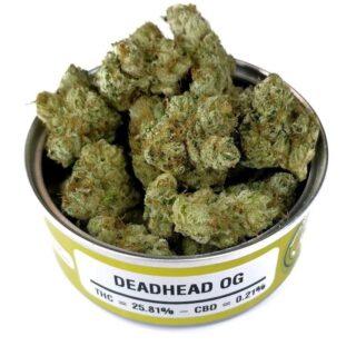 Deadhead OG Weed Strain UK