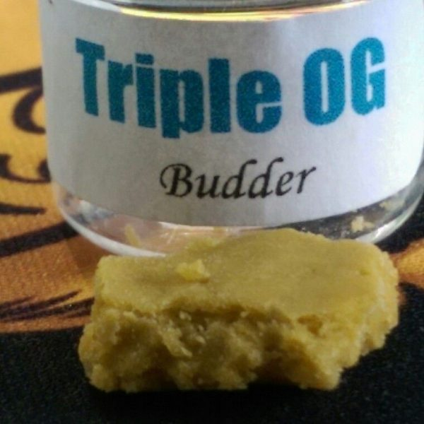 Budder Triple OG UK