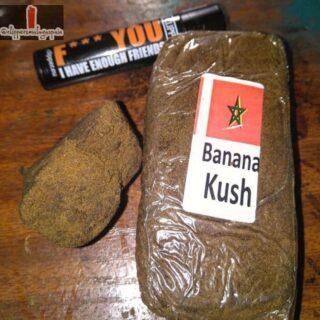 Buy Banana Kush hash UK