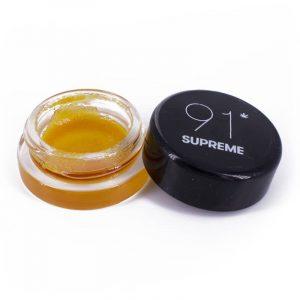 91 Supreme Live Resin UK