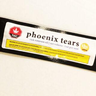 THC Phoenix Tears Online UK